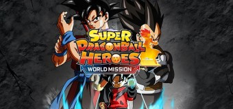 Super Dragon Ball Heroes:...