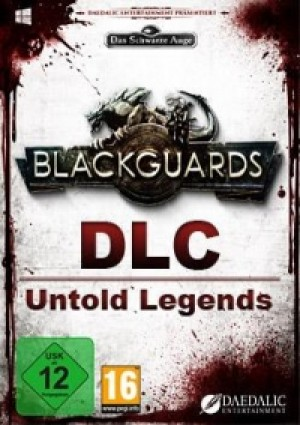The Dark Eye: Blackguards - Untold Legends (DLC)