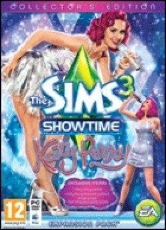 The Sims 3: Showtime - Katy Perry Collector's Edition (Mac)