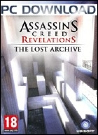 Assassin's Creed Revelations - The Lost Archive (DLC 3)