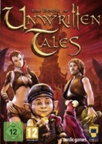 The Book of Unwritten Tales Digital Deluxe Edition (Standard Edition + Digital Extras)