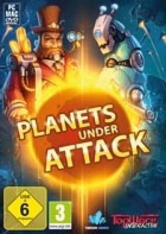 Planets Under Attack (Mac)