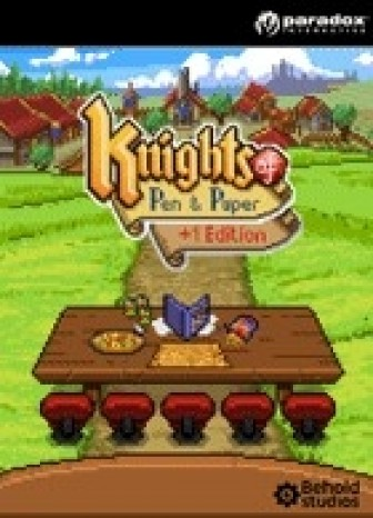 Knight of Pen & Paper +1 Edition (PC - Mac)