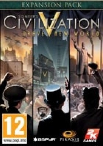 Sid Meier's Civilization® V: Brave New World DLC (Mac)