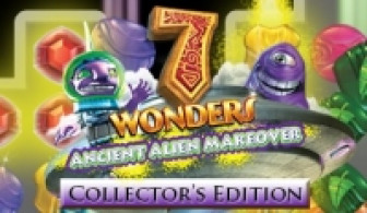 7 Wonders: Alien Ancient Makeover Collector's Edition