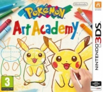 Pokemon Art Academy - eShop Code