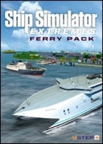 Ship Simulator Extremes Ferries Pack