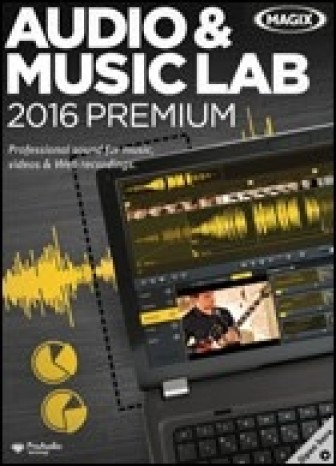 Audio & Music Lab 2016 Premium
