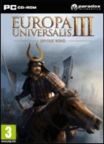 Europa Universalis III Divine Wind (expansion pack)