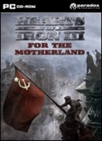 Hearts of Iron III : For the Motherland (expansion)