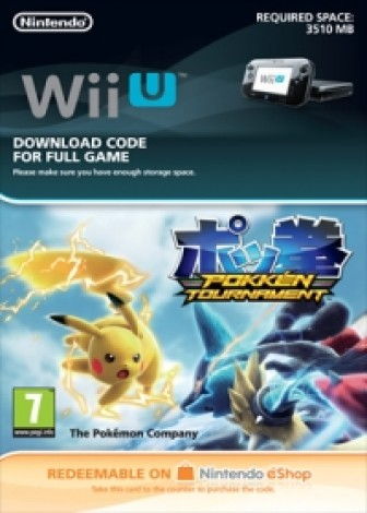 Pokkén Tournament - eShop Code