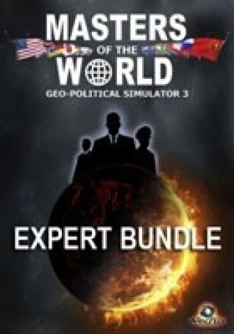 Download game Masters of the World GPS 3 - Expert Bundle