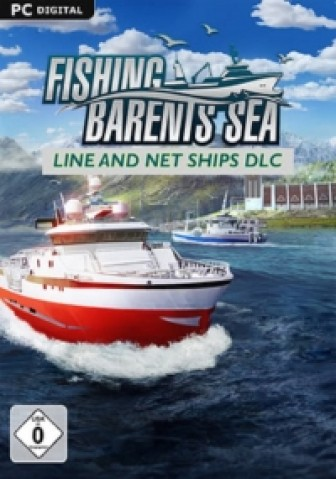 Fishing: Barents Sea - Line and Net Ships (DLC)