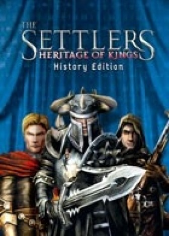 The Settlers 5 Heritage of Kings - History Edition