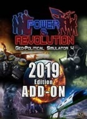 Power & Revolution 2019 Edition Add-on (DLC)