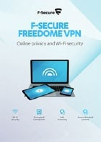 F-Secure FREEDOME VPN - 1 Year