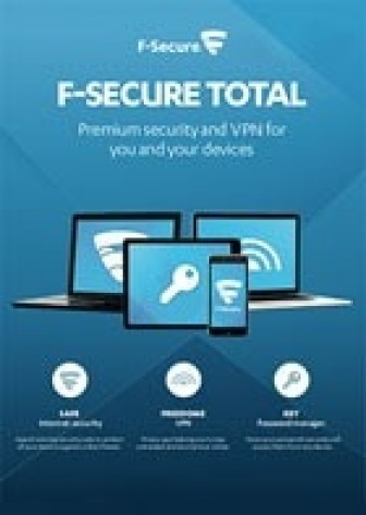 F-Secure TOTAL - 1 year