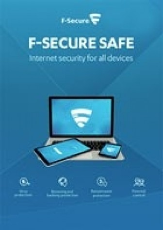 F-Secure SAFE - 1 an