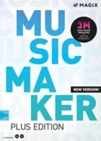 MAGIX Music Maker Plus Edition 2020