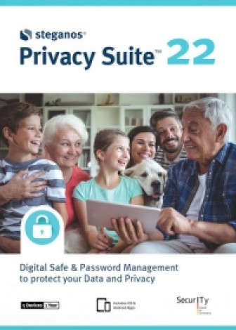 Steganos Privacy Suite 22