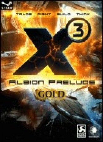 X³: Terran War Gold