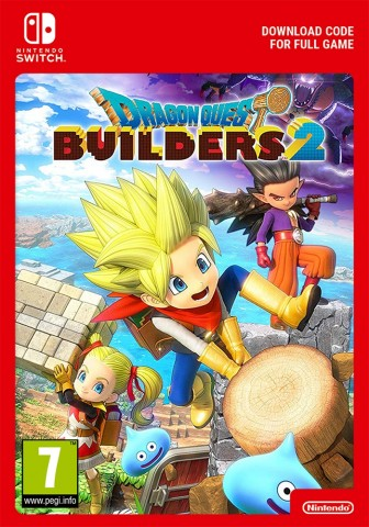Dragon Quest Builders 2 - eShop Code
