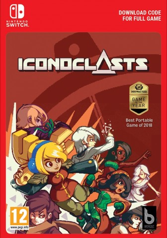 Iconoclasts - Nintendo Switch eShop Code
