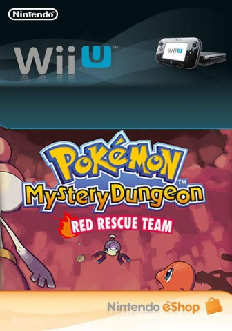 Pokémon Mystery Dungeon: Red Rescue Team - eShop Code
