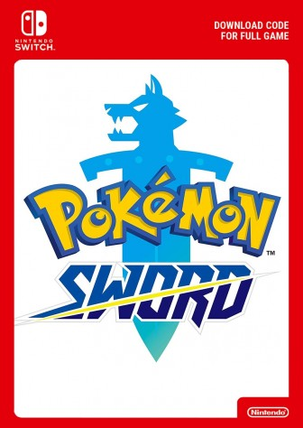 Pokemon Sword - Switch eShop Code