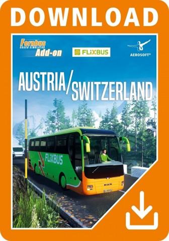 Fernbus Coach Simulator Add-On - Austria & Switzerland
