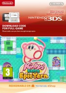 3DS Kirby's Extra Epic Yarn - eShop Code