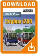 OMSI 2 - Citybus i280 Series Add-On