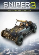 Sniper Ghost Warrior 3 - All-terrain vehicle (DLC)
