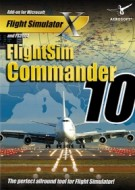 FlightSim Commander 10 - Flight Simulator X Addon