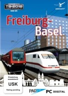 Train Simulator: Freiburg – Basel Add-On