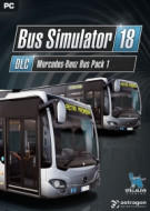 Bus Simulator 18 Mercedes-Benz Bus Pack 1