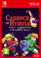 Cadence of Hyrule - Crypt of the NecroDancer Featuring The Legend of Zelda - eShop Code