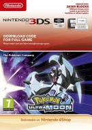 Pokemon Ultra Moon - eShop Code