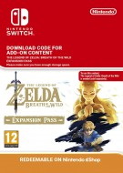 The Legend of Zelda: Breath of the Wild Expansion Pass - Switch eShop Code