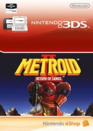 Metroid II: Return of Samus - eShop Code