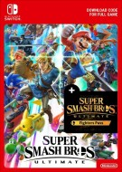 Super Smash Bros. Ultimate + Fighters Pass - eShop Code Bundle