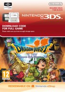 DRAGON QUEST VII: Fragments of the Forgotten Past - eShop Code