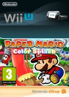 Paper Mario: Color Splash - eShop Code