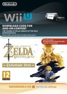The Legend of Zelda: Breath of the Wild Expansion Pass - WiiU eShop Code