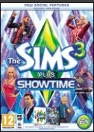 The Sims 3 PLUS Showtime (Mac)