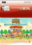 Animal Crossing: Happy Home Designer - eShop Code