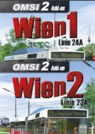 OMSI 2 - Vienna 1 & 2 Bundle