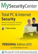 MySecurityCenter Total PC & Internet security
