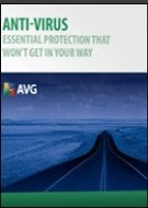AVG Anti-Virus 9.0  1 PC - 2 years