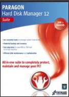 Paragon Hard Disk Manager 12 Suite - Family licence